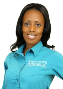 Kisha Eloi, Human Resource Manager