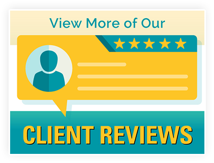 Client reviews badge