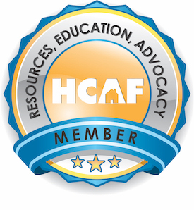 HCAF Member Seal