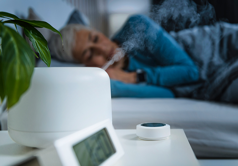 Humidifiers Good For COPD